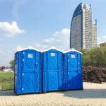 Аренда туалетных кабин - биотуалетов 002