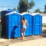 Аренда туалетных кабин - биотуалетов 004