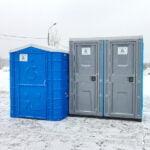 Аренда туалетных кабин - биотуалетов 007