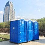Аренда туалетных кабин - биотуалетов 011