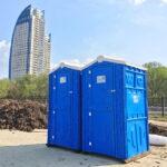Аренда туалетных кабин - биотуалетов 012