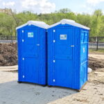 Аренда туалетных кабин - биотуалетов 013