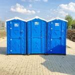 Аренда туалетных кабин - биотуалетов 015