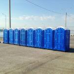 Аренда туалетных кабин - биотуалетов 019
