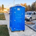 Аренда туалетных кабин - биотуалетов 027