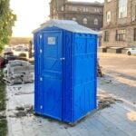 Аренда туалетных кабин - биотуалетов 029