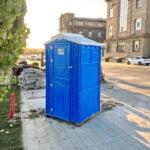 Аренда туалетных кабин - биотуалетов 030