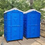 Аренда туалетных кабин - биотуалетов 037