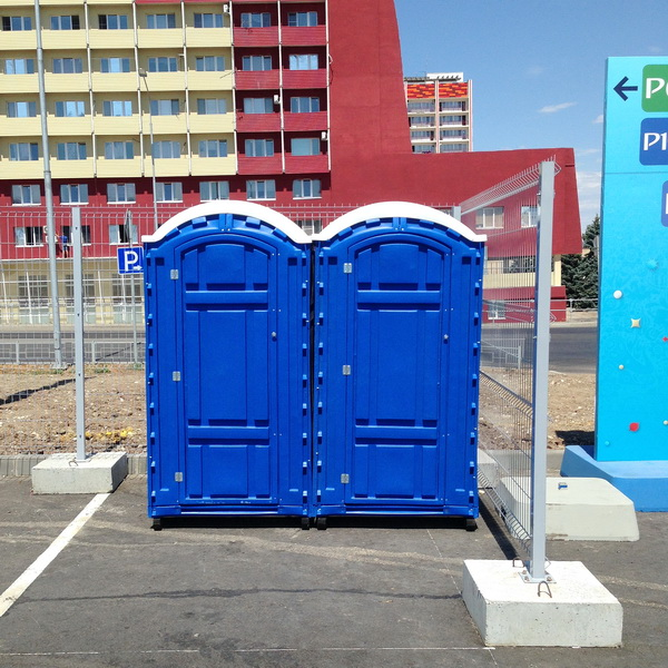 Аренда туалетных кабин - биотуалетов 049