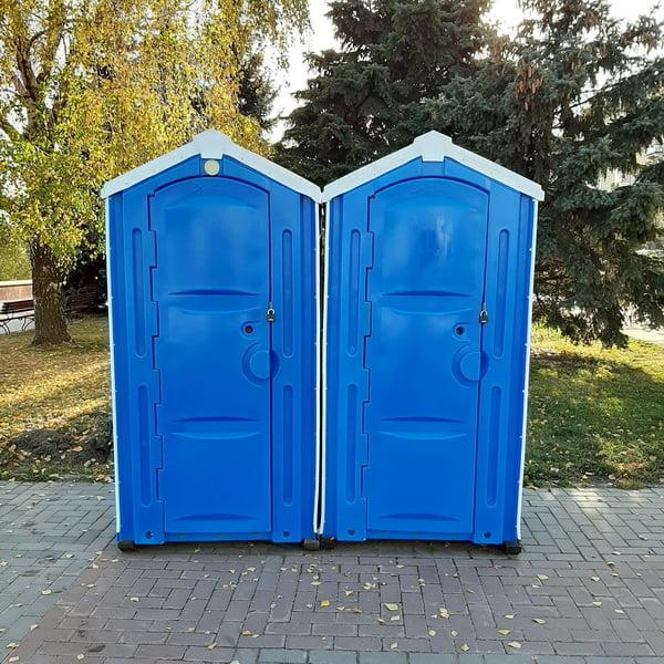 Аренда туалетных кабин - биотуалетов 053