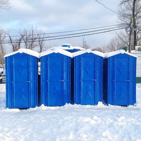 Аренда туалетных кабин - биотуалетов 056