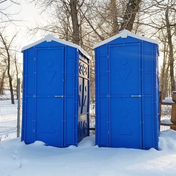 Аренда туалетных кабин - биотуалетов 058