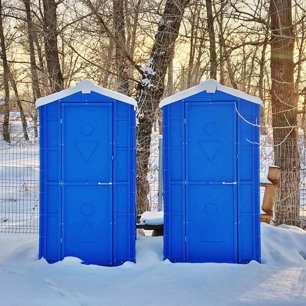 Аренда туалетных кабин - биотуалетов 059