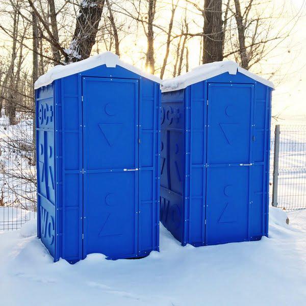 Аренда туалетных кабин - биотуалетов 060