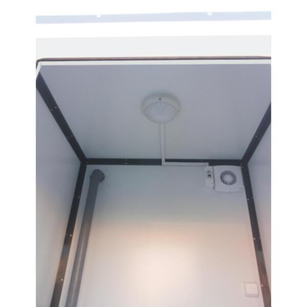 Зимний теплый туалет Авангард 8