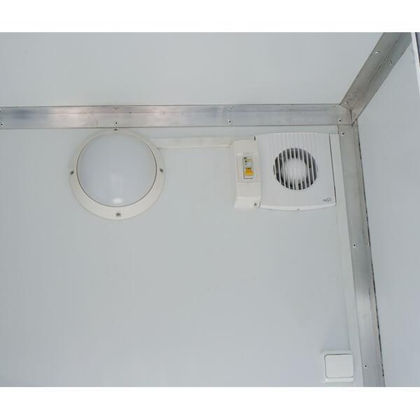 Зимний теплый туалет Авангард 4