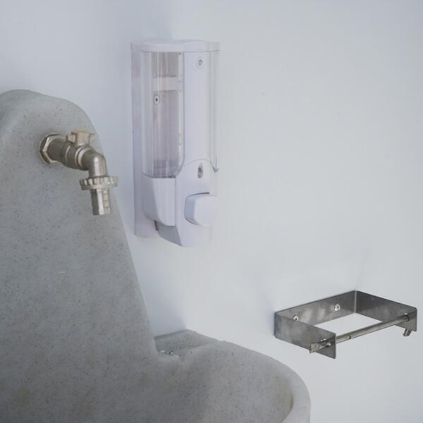 Зимний теплый туалет Авангард 13