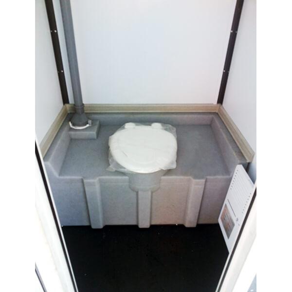 Зимний теплый туалет Авангард 9