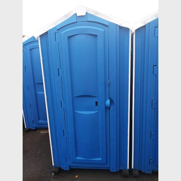 БУ туалетная кабина недорогая дешевая 075