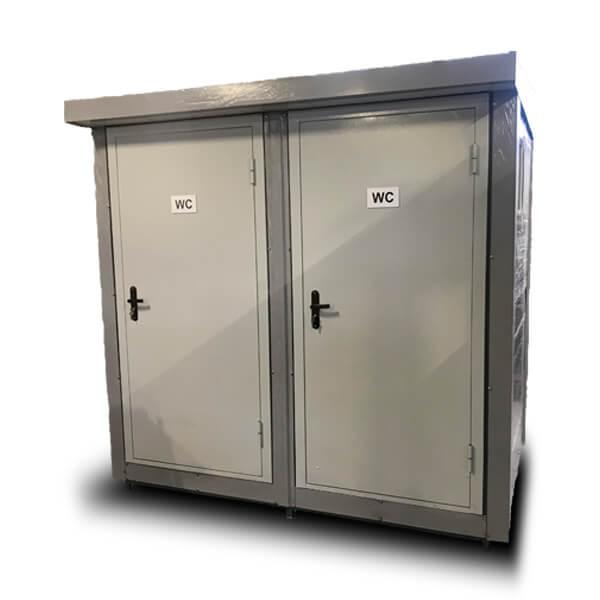 Автономный туалетный модуль 27