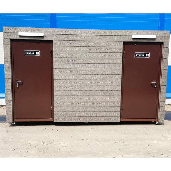 Автономный туалетный модуль 16