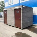 Автономный туалетный модуль 15