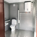 Автономный туалетный модуль 14