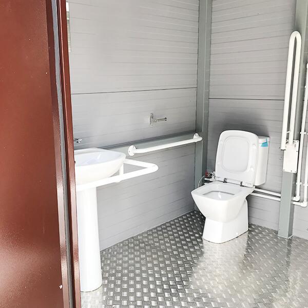 Автономный туалетный модуль 10