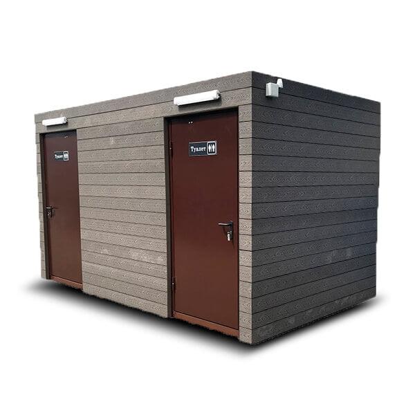 Автономный туалетный модуль 1