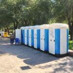 Краткосрочная аренда биотуалетов 034