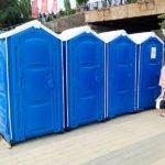 Аренда туалетных кабинок в Москве 1