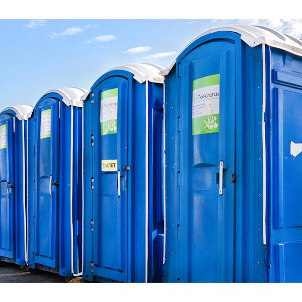 Аренда туалетных кабинок в Москве 16