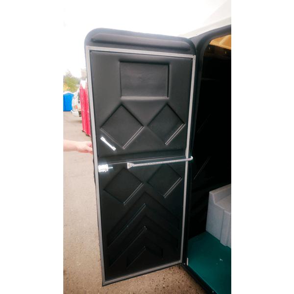 Уличный биотулет для дачи Рецикл черная 4