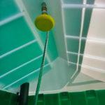 Туалет с летним душем для дачи 8