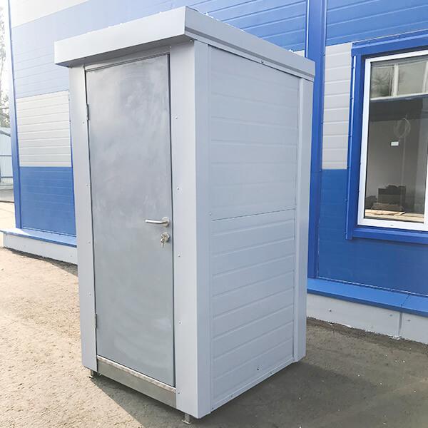 Теплый туалет зимой 7