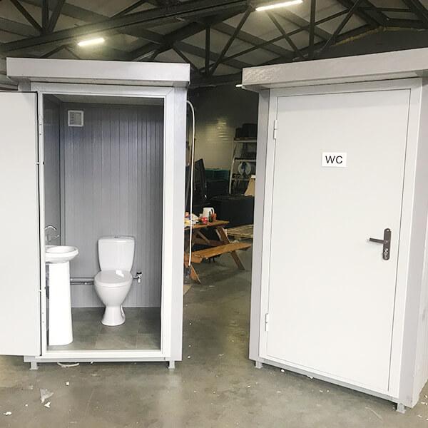 Теплый туалет зимой 4