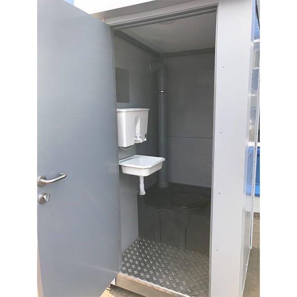 Теплый туалет зимой 16