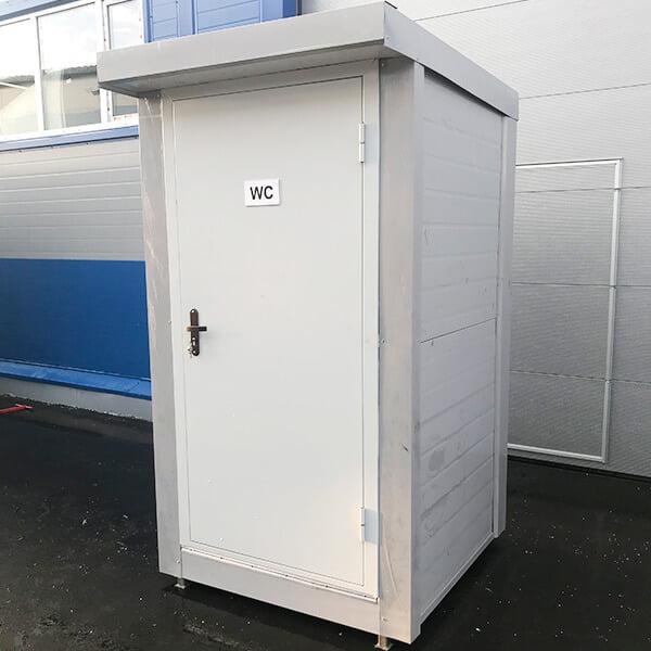 Теплый туалет зимой 12