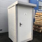 Теплая туалетная кабина Комфорт 002