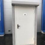 Теплая туалетная кабина Комфорт 003