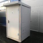 Теплая туалетная кабина Комфорт 004