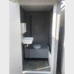 Теплая туалетная кабина Комфорт 008