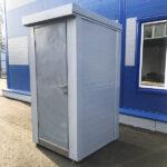 Теплая туалетная кабина Комфорт 012
