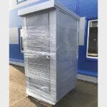 Теплая туалетная кабина Комфорт 014