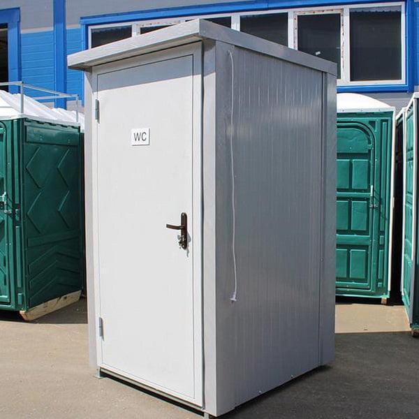 Теплая туалетная кабина Комфорт 016