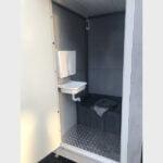 Теплая туалетная кабина Комфорт 019