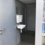 Теплая туалетная кабина Комфорт 021