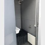 Теплая туалетная кабина Комфорт 023