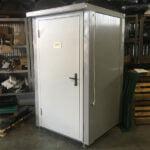Теплая туалетная кабина Комфорт 024
