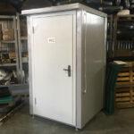 Теплая туалетная кабина Комфорт 025